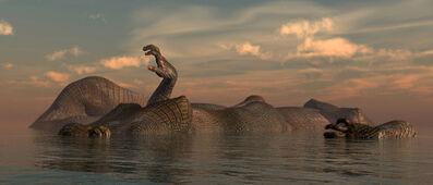 Kim Joon, 'Island-Alligator', 2013