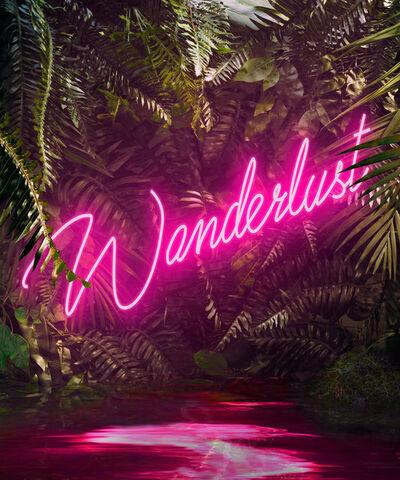 Yee Wong, 'Disco in the Jungle: Wanderlust Pink', 2020