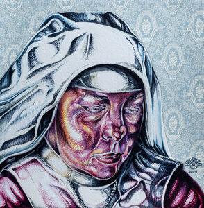 Holly Trostle Brigham, 'Little Pink Nun', 2019