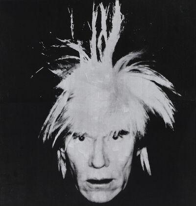 Andy Warhol, 'Self-Portrait  203,2 x 193,5 cm  ', 1986