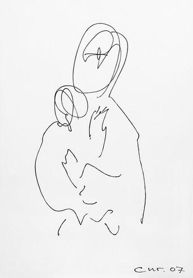 Alexander Sigutin, 'Madonna and Child', 2009