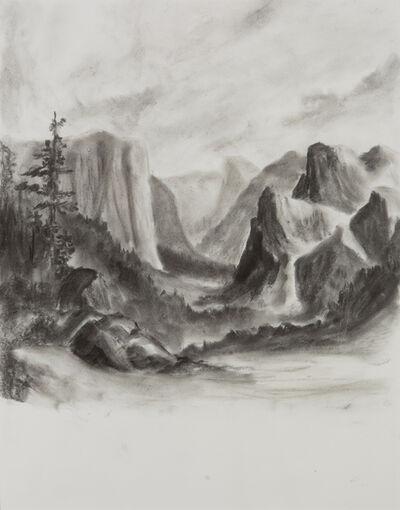 Cody Norris, 'The Valley Sketch', 2017