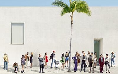 Dean West, 'Beverly Hills Gallery, Feb 25th ', 2016