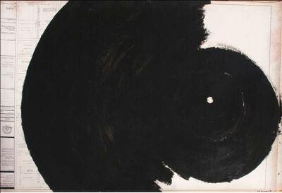 Aldo Tambellini, 'AC-from Black Energy Suspended Series', 1989