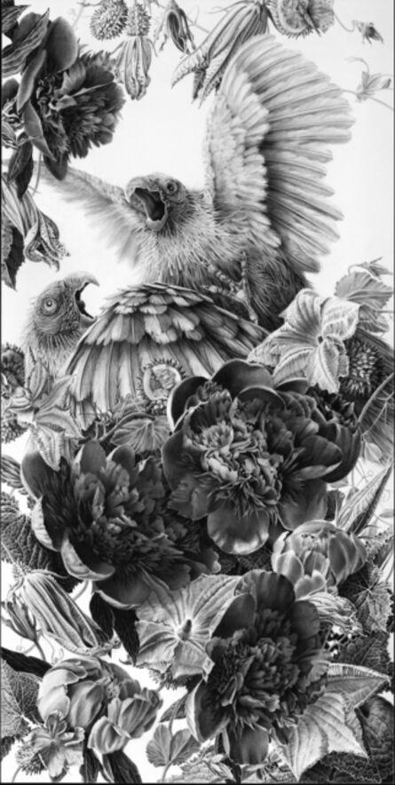 Stephanie Anderson, 'Prickly Fruit', 2018