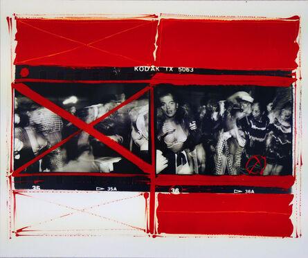 William Klein, 'Backstage, Jean-Paul Gaultier, Paris', 1986