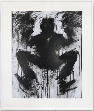 Richard Hambleton, 'Shadow Jumper', 2005