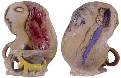 Marc Chagall, 'Sculpted Vase (Vase sculpté)', 1952