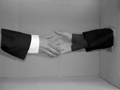 Herbert Weber, 'Behauptungen part two - Trust in Lie', 2011