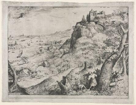 Pieter Bruegel the Elder, 'The Rabbit Hunt', 1560