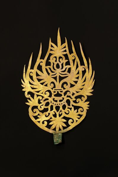 'Gold Diadem Ornaments', 7th century BCE