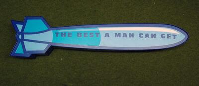 Pablo San José, 'The best a man can get'