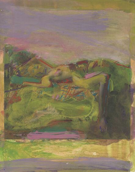 Saul Leiter, 'Dottie', ca. 1987