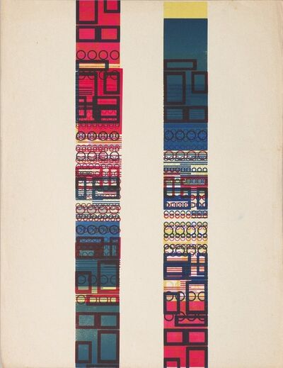Karel Martens, 'Untitled', 1958
