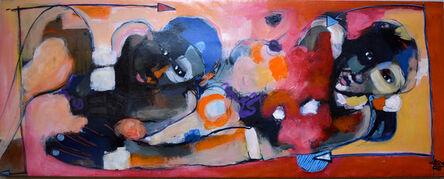 Casimir Bationo, 'Enfant Soldats  (Child Soldiers)', 2018