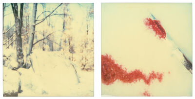 Stefanie Schneider, 'Traces (Stranger than Paradise) - diptych, analog', 2005