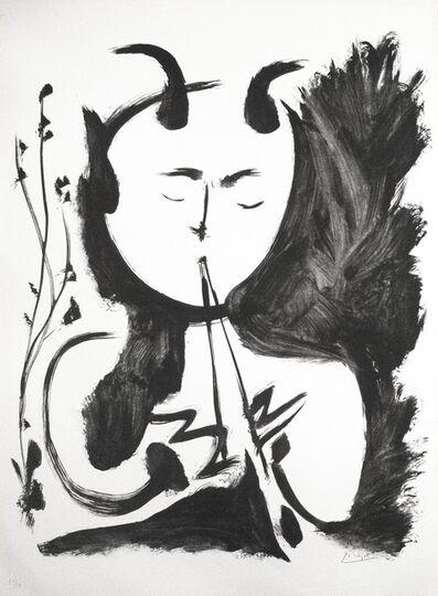 Pablo Picasso, 'Faun Musician no. 4', 1948