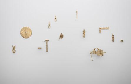 Gabriel Baggio, 'Las herramientas de Moises', 2018