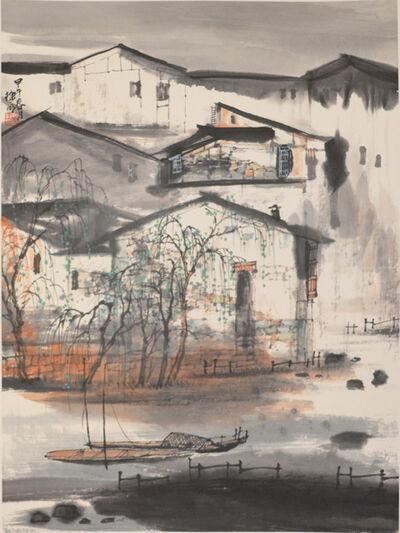 Xu Ming, 'Village by the Stream', 2014
