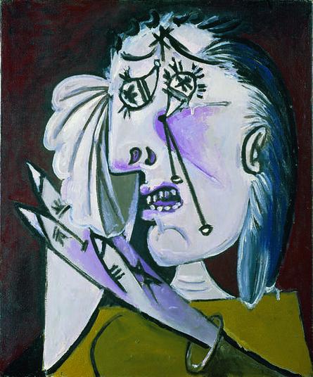 Pablo Picasso, 'La femme qui pleure (Weeping Woman)', 1937