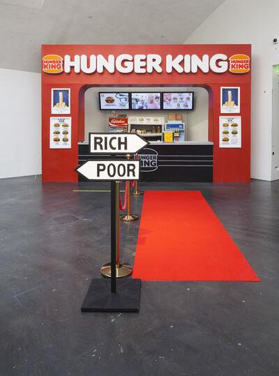 Jani Leinonen, 'Hunger King', 2014