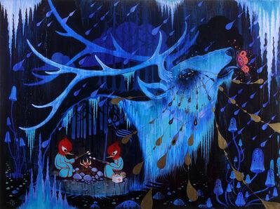 Camille Rose Garcia, 'Escape to Darlingtonia', 2007