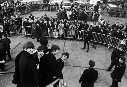 Harry Benson, 'Beatles Arriving in New York', 1964