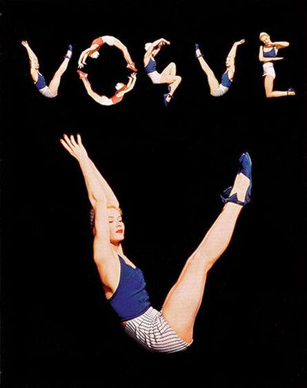Horst P. Horst, 'Lisa Fonssagrives-Penn, Vogue Published  June 1,1940', 1940