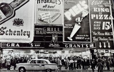 Frank Paulin, 'Grant's Bar, New York', 1956