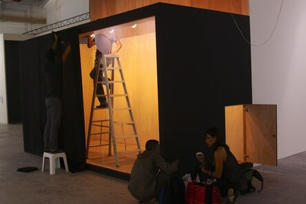 Soe Naing, 'Intermission On Stage', 2014