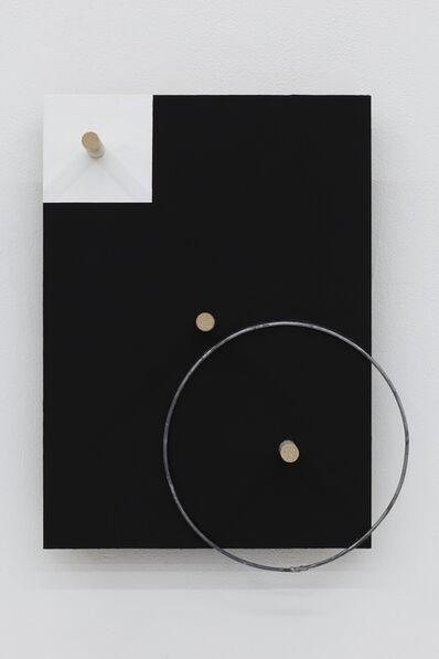 Kishio Suga, '中心相間 Correlative Centers', 2014