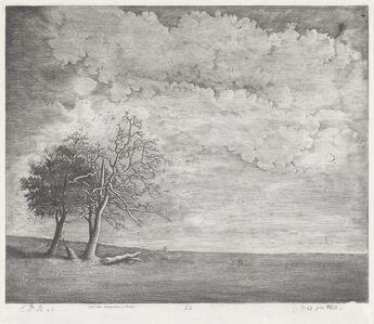 Emmanuel Phélippes-Beaulieu, 'A Heath', 1860