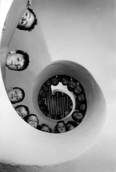 Martine Franck, 'Bibliotheque de Clamart, Hauts de Seine', 1965