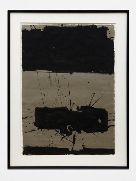 Manolo Millares, 'Sin título', 1962