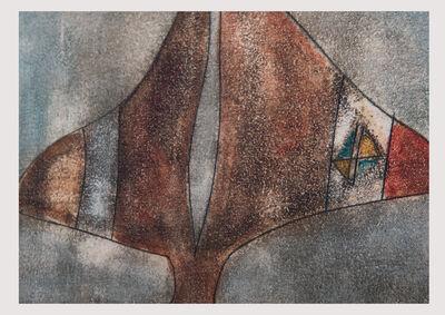 Farid Belkahia, 'Portfolio L'Arbre à palabres 2 ', 2010