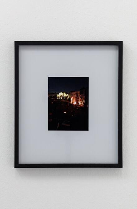 Benjamin Hirte, 'BBQ on Broome Street', 2020
