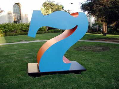 Robert Indiana, 'Seven', 1980-2001
