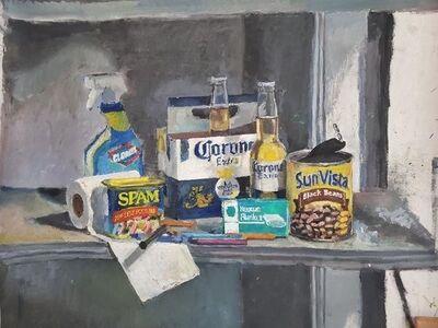 Jesse Edwards, 'Pandemic Painting', 2020