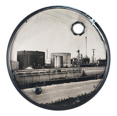 David Emitt Adams, 'Valero Asphalt Plant, Wilmington, CA from Power series', 2017