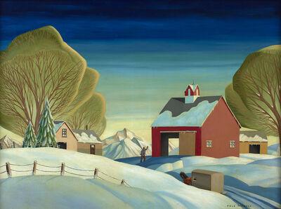 Dale Nichols, 'The Visit', 1940s-1950s