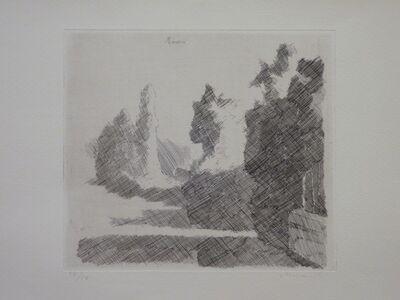 Giorgio Morandi, 'Paesaggio', ca. 1930