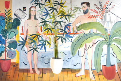 Louis Thomas, 'Adam & Eve ', 2019