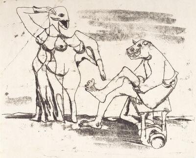 Erwin Fabian, 'Noon ', 1941