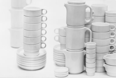"""Nick Roericht, 'Tableware for large-scale kitchens """"TC100""""', 1959"""