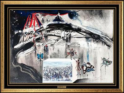 Salvador Dalí, 'Central Park Winter', 1971