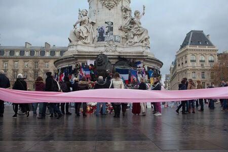 Celeste Leeuwenburg, '11 Décembre, Paris', 2015