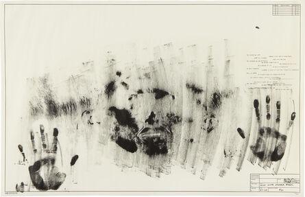 Jasper Johns, 'Skin with O'Hara Poem', 1963-1965