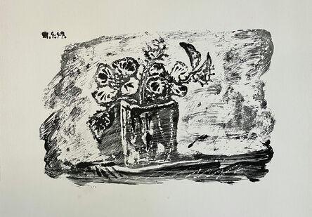 Pablo Picasso, 'La Petit Pot de Fleurs ', 1947