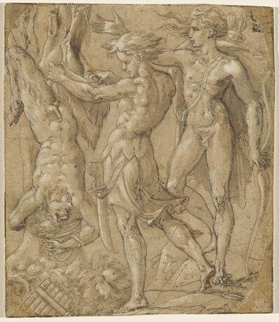 Bernardino Campi, 'The Flaying of Marsyas'
