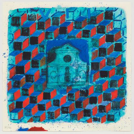 Joe Tilson, 'The Stones of Venice Anzolo Rafael', 2015